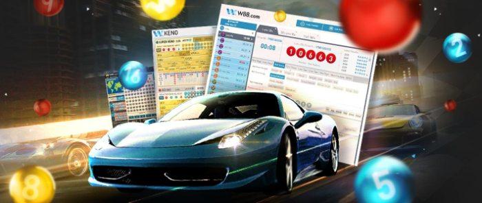 W88 Keno Lotere Online