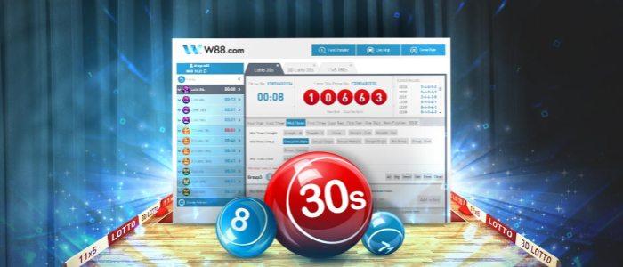 W88 Lotere Online