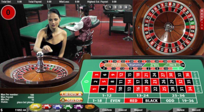Varian Permainan Roulette