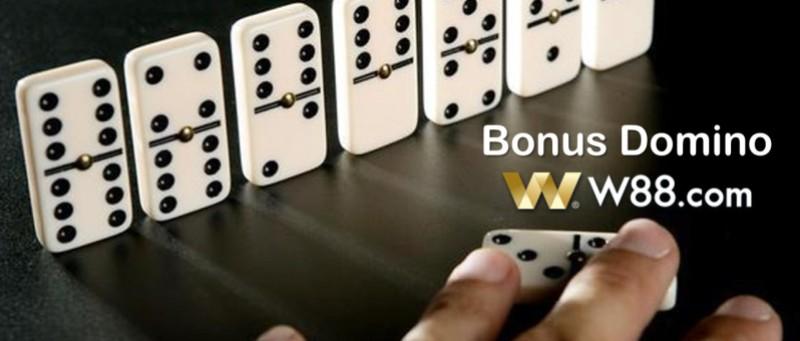 Bonus & Jackpot Domino 88